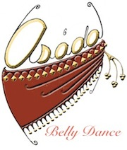 Asada Belly Dance Logo