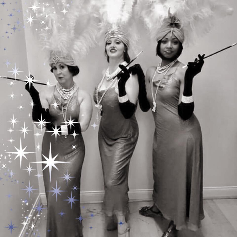 Gimmeshimmy Flappers